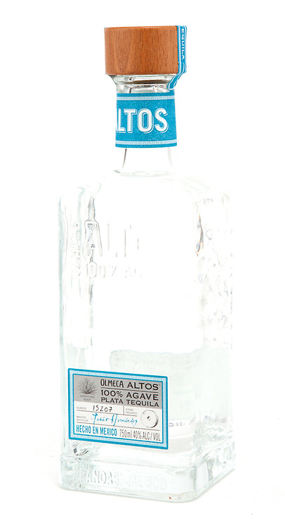 Olmeca Altos Plata -- Image originally appeared in the Tequila Matchmaker: http://tequilamatchmaker.com