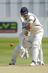 Alviro Petersen bats for Lancashire Cricket - Photo mandatory by-line: Dougie Allward/JMP - Mobile: 07966 386802 - 07/06/2015 - SPORT - Football - Bristol - County Ground - Gloucestershire Cricket v Lancashire Cricket - LV= County Championship