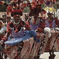Chief Igbinedion Celebration, Benin, Nigeria