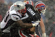Rosevelt Colvin, New England Patriots @ Buffalo Bills, 11 Dec 05, 1pm, Ralph Wilson Stadium, Orchard Park, NY