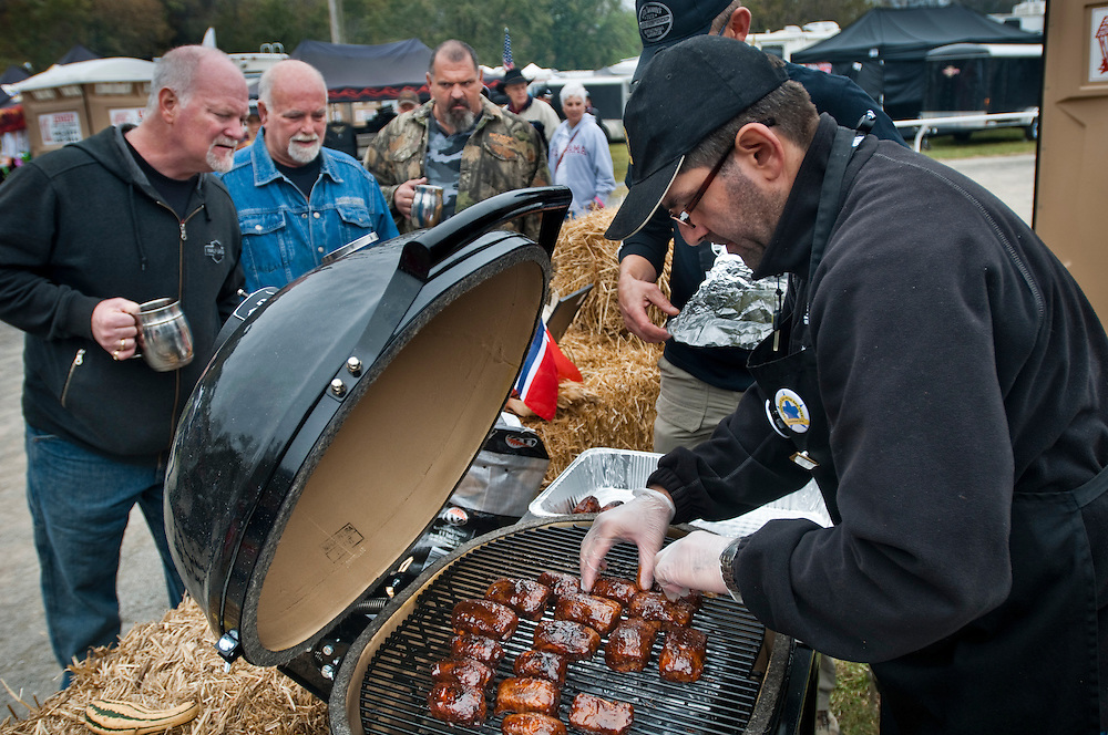 Jack Daniels Invitational Barbecue 2012 - The Jack. .Photographer: Chris Maluszynski /MOMENT