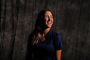 Jaye Marie Green during portrait session prior to the second stage of LPGA Qualifying School at the Plantation Golf and Country Club on Oct. 6, 2013 in Vience, Florida. <br /> <br /> <br /> ©2013 Scott A. Miller