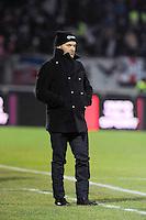 Pascal DUPRAZ - 07.02.2015 - Evian Thonon / Bordeaux - 24eme journee de Ligue 1<br /> Photo : Jean Paul Thomas / Icon Sport