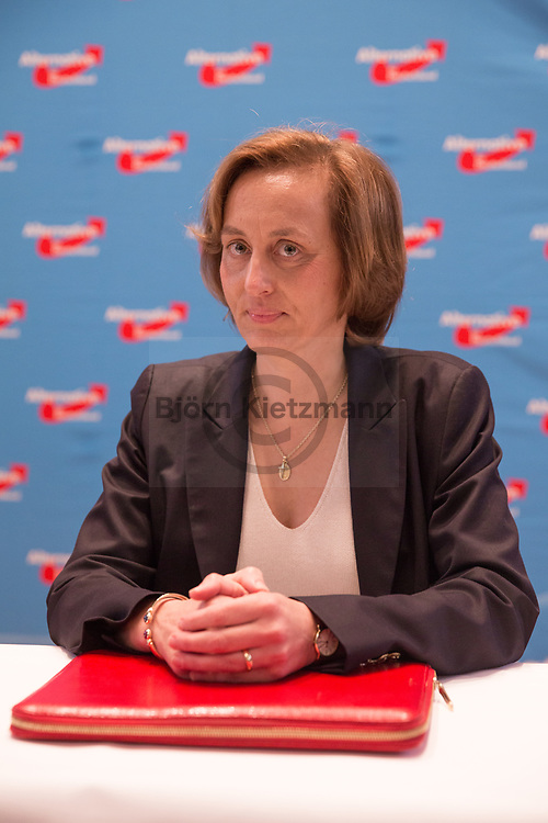 Berlin, Germany - 08.09.2017<br /> <br /> Election campaign event of the far right party Alternative for Germany (AfD) with AfD politican Beatrix von Storch and British UKIP politician Nigel Farage in the citadel Spandau.<br /> <br /> AfD-Wahlkampfveranstaltung mit Beatrix von Storch und dem britischen UKIP-Politiker Nigel Farage in der Zitadelle Spandau.<br />  <br /> Photo: Bjoern Kietzmann