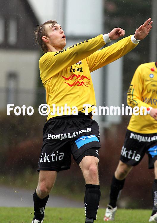 07.05.2010, Kupittaa, Turku..Veikkausliiga 2010, FC TPS Turku - Vaasan Palloseura..Jani Tanska - VPS.©Juha Tamminen.