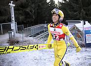 Ski-jumping Klingenthal Day 3, jump1