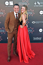 Edinburgh International Film Festival, Saturday, 23rd June 2018<br /> <br /> STEEL COUNTRY (WORLD PREMIERE)<br /> <br /> Pictured:  Scott Kyle and his wife Karen<br /> <br /> (c) Alex Todd | Edinburgh Elite media