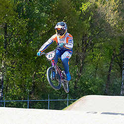 05-05-2020: Wielrennen: BMX KNWU: Papendal <br />Jay Schippers