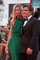 Kathryn Boyd and Josh Brolin at the gala screening for the film Everest and opening ceremony at the 72nd Venice Film Festival, Wednesday September 2nd 2015, Venice Lido, Italy.