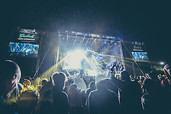 Music festival Schengen fest od / 1. August in Vinica, Slovenia.  Photo by Grega Valancic / Sportida