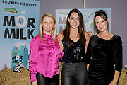 Pauline O'Boyle, Avril Tully and Caroline McHugh, at the Connacht Gold annual 'Have It All!' food, fashion and wellness event in the Galmont Hotel & Spa, Galway.<br /> Photo: James Connolly<br /> 29NOV18