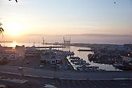 Morroco, Tangier, the port