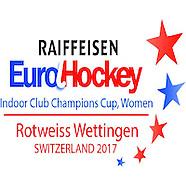 2017 EuroHockey Indoor Club Cup Women