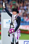 Kristina Broring Sprehe - Desperados FRH second Grand Prix Special<br /> FEI European Championships Aachen 2015<br /> © DigiShots