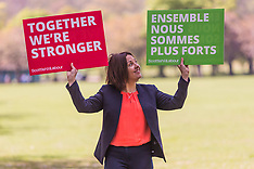 Kezia Dugdale Campaigns | Edinburgh | 9 May 2017