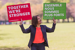 "Labour challenges Ruth Davidson to guarantee the rights of EU nationals to stay in the UK.<br />  <br /> On a campaign visit in Edinburgh to mark Europe Day, Kezia Dugdale says a UK Labour government will guarantee that right.<br />  <br /> She says the Tories' treatment of EU nationals has been 'sickening' since the EU referendum.<br />  <br /> Labour also challenges the SNP to take the risk of further economic uncertainty off the table by abandoning plans for a divisive second independence referendum.<br />  <br /> Kezia Dugdale says<br />  <br /> ""The Tories have used people like poker chips since the EU referendum. It's sickening, it's wrong and it needs to stop.<br />  <br /> ""Labour's manifesto will guarantee the rights of EU nationals. This goes to the very heart about who we are as a country. There are over 180,000 EU nationals currently living and working in Scotland and they make a rich contribution to our society and economy.<br />  <br /> ""In Edinburgh, EU nationals are vital to our capital's economy, and Ian Murray will always fight for their rights in Edinburgh South.<br />  <br /> ""Ruth Davidson and the Scottish Tories need to match Labour's commitment and guarantee beyond doubt that EU nationals will be able to continue to live and work in Scotland after we leave the EU.<br />  <br /> ""Nicola Sturgeon needs to stop destabilising Scotland's economy and take the threat of a second independence referendum off the table.<br />  <br /> ""Labour believes that together we're stronger.  Our country is divided enough. It is time to start healing the scars of both 2014 and 2016. That's why a vote for Labour on June 8 is a vote against another divisive independence referendum and against a hard Tory Brexit."""