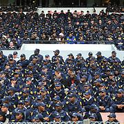 Politiebijeenkomst voor WK