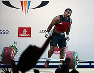 Weightlifting Day Six 290714