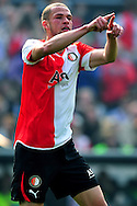 Onderwerp/Subject: Feyenoord - Eredivisie<br /> Reklame:  <br /> Club/Team/Country: Feyenoord<br /> Seizoen/Season: 2010/2011<br /> FOTO/PHOTO: Feyenoord's Luc CASTAIGNOS celebrating his goal (1-0). (Photo by PICS UNITED)<br /> <br /> Trefwoorden/Keywords:  <br /> #02 #09 $94 &plusmn;1279295324043<br /> Photo- &amp; Copyrights &copy; PICS UNITED <br /> P.O. Box 7164 - 5605 BE  EINDHOVEN (THE NETHERLANDS) <br /> Phone +31 (0)40 296 28 00 <br /> Fax +31 (0) 40 248 47 43 <br /> http://www.pics-united.com <br /> e-mail : sales@pics-united.com (If you would like to raise any issues regarding any aspects of products / service of PICS UNITED) or <br /> e-mail : sales@pics-united.com   <br /> <br /> ATTENTIE: <br /> Publicatie ook bij aanbieding door derden is slechts toegestaan na verkregen toestemming van Pics United. <br /> VOLLEDIGE NAAMSVERMELDING IS VERPLICHT! (&copy; PICS UNITED/Naam Fotograaf, zie veld 4 van de bestandsinfo 'credits') <br /> ATTENTION:  <br /> &copy; Pics United. Reproduction/publication of this photo by any parties is only permitted after authorisation is sought and obtained from  PICS UNITED- THE NETHERLANDS