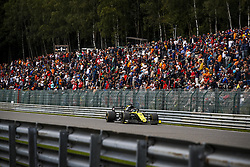 September 1, 2019, Spa-Francorchamps, Belgium: Motorsports: FIA Formula One World Championship 2019, Grand Prix of Belgium, ..#3 Daniel Ricciardo (AUS, Renault F1 Team) (Credit Image: © Hoch Zwei via ZUMA Wire)