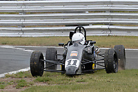 #11 Graham WOODIN Van Diemen RF90  during Heritage Formula Ford  as part of the MSVR MINI Festival at Oulton Park, Little Budworth, Cheshire, United Kingdom. July 21 2018. World Copyright Peter Taylor/PSP. Copy of publication required for printed pictures.