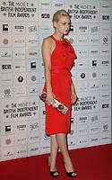 Carey Mulligan The Moet British Independent Film Awards, Old Billingsgate Market, London, UK, 05 December 2010:  Contact: Ian@Piqtured.com +44(0)791 626 2580 (Picture by Richard Goldschmidt)
