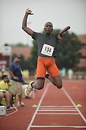 134 Claudias Fewehinmi 2013 Paralympic Track & Field Trials in San Antonio, Texas.