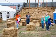 Aktivitsområdet hos Bauman Farms, Gervais, Oregon, USA<br /> Foto: Christina Sjögren
