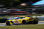 September 29, 2016: IMSA Petit Le Mans, #4 Marcel Fasseler, Oliver Gavin, Tommy Milner, Corvette Racing, Corvette C7 GTLM