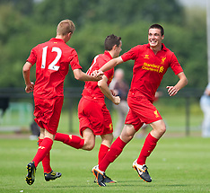120811 Liverpool U18 v Nottingham Forest U18