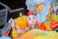 New Orleans, Louisiana - Mardi Gras 2014 - Krewe of Hermes
