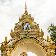 THA/Bangkok/20160729 - Vakantie Thailand 2016 Bangkok, Thaise Tempel