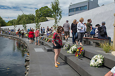 Christchurch-Canterbury Earthquake National Memorial opens