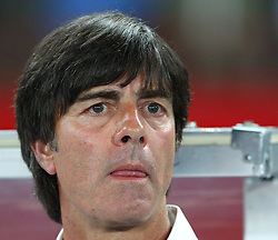 11.09.2012, Ernst Happel Stadion, Wien, AUT, FIFA WM Qualifikation, Oesterreich vs Deutschland, im Bild Joachim Loew, (GER, Trainer)  // during the FIFA World Cup Qualifier Match between Austria (AUT) and Germany (GER) at the Ernst Happel Stadion, Vienna, Austria on 2012/09/11. EXPA Pictures © 2012, PhotoCredit: EXPA/ Thomas Haumer