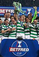 Motherwell v Celtic - 27 November 2017