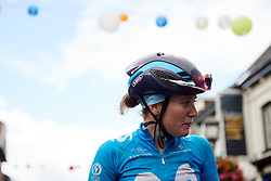 Alicia Gonzalez (ESP) after Boels Ladies Tour 2019 - Stage 2, a 113.7 km road race starting and finishing in Gennep, Netherlands on September 5, 2019. Photo by Sean Robinson/velofocus.com