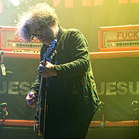 The Jesus and Marychain  in concert at The O2 ABC, Glasgow, Scotland 223rd September 2017
