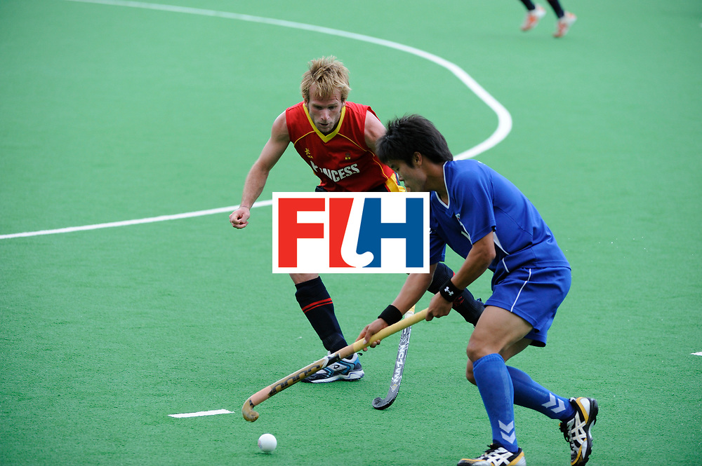 2009 CT Men- Spain v.Korea