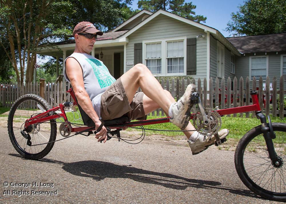 2016 Louisiana Bicycle Festival in Abita Springs, Louisiana