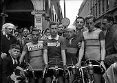 1954 Cycling - Rás Tailteann - 8 Day Cycle Race