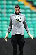 Celtic Training Session - 21 Nov 2017