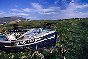 Achill island, the biggest of the small Irish islands.