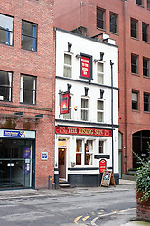 The Rising Sun public house, 22 Queen Street, City Centre, Manchester, M2 5HX..www.pauldaviddrabble.co.uk..29 January 2012 -  Image © Paul David Drabble