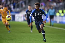 November 14, 2019, Saint Denis, FRANCE: 11 KINGSLEY COMAN  (Credit Image: © Panoramic via ZUMA Press)