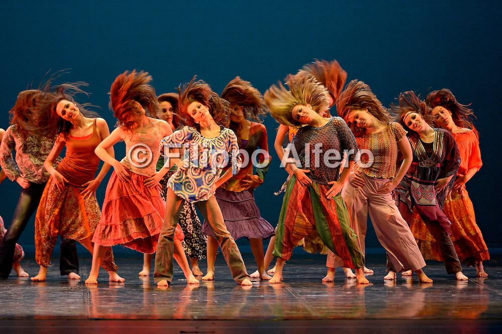 &copy; Filippo Alfero<br /> Adriana Cava Jazz Ballet presenta: &quot;Dal Musical alla Danza Jazz&quot;<br /> Torino, 12/12/2012