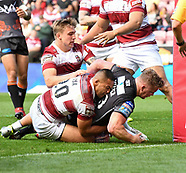 Wigan Warriors v Castleford Tigers 170917