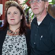 NLD/Amsterdam//20140322 - CD presentatie Amira, vader Gerrit, Moeder Frieda