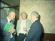 24/08/1984<br /> 08/24/1984<br /> 24 August 1984<br /> Opening of ROSC '84 at the Guinness Store House, Dublin.