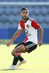 Achraf El Bouchataoui of Feyenoord during the Uhrencup match between BSC Young Boys and Feyenoord at the Tissot Arena on July 11, 2018 in Biel, Switzerland