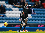 Toumani Diagouraga of Brentford during the Sky Bet Championship match between Blackburn Rovers and Brentford at Ewood Park, Blackburn<br /> Picture by Mark D Fuller/Focus Images Ltd +44 7774 216216<br /> 07/11/2015